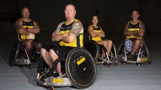 Fighting Spirit: Wheeling Diggers' Invictus Games Dream