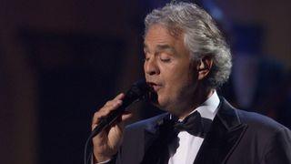 Andrea Bocelli: Cinema