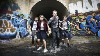 Nowhere Boys: Battle for Negative Space
