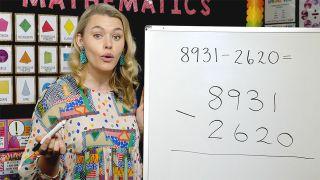 Mini Lessons: Maths