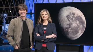 Stargazing: Moon and Beyond