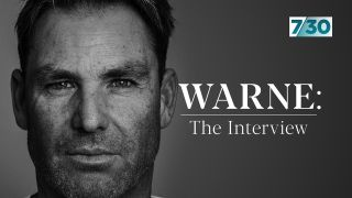 7.30 Special: The Shane Warne Interview
